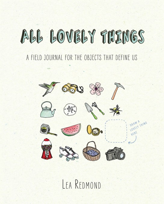 ALL LOVELY THINGS COVER